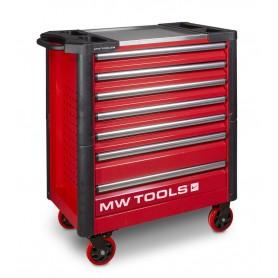 Gereedschapswagen 7 laden 580mm breed MW-Tools GWA107
