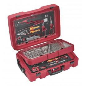 Draagbare gereedschapsset EVA Teng Tools SCE2