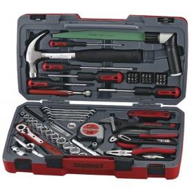 Gereedschaps- en serviceset 79 dlg Teng Tools TM079