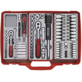 Gereedschapskoffer 89dlg  Teng Tools TC307