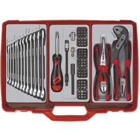 Gereedschapskoffer 90dlg  Teng Tools TC305
