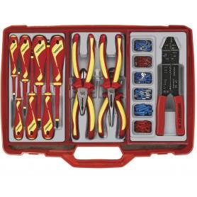 Gereedschapskoffer 132dlg  Teng Tools TC304
