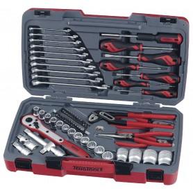 """Teng Tools T1268 Combiset 1/2"""" 68 dlg"""