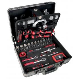 Gereedschapkoffer 128dlg MW-Tools BTK128A