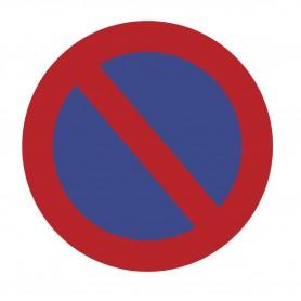 Sticker parkeren verboden MW-Tools SOL500RINT