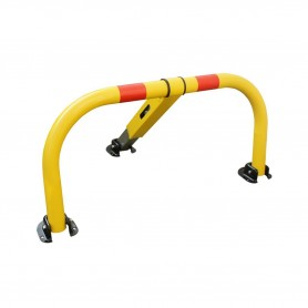 Parkeerbeugel geel driehoekig slot 14mm MW-Tools PST600SB4