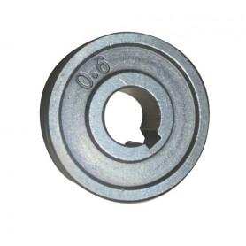 Doorvoerrol 0,6-0,8mm MIG160E/200E MW-Tools MIGE-FEED06