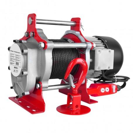 Elektrische lier 3x400V 750 kg MW-Tools BKEL750