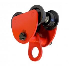 Loopkat 2 ton voor takels MW-Tools HNRK2T