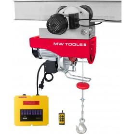 Elektrische takel 500/999kg MW-Tools TH500-R