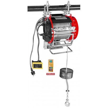 Elektrische takel MW-Tools PH400-R