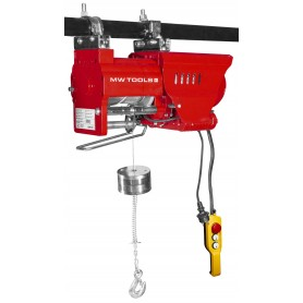 Takel 230V SPEEDY, snel type 15m/min MW-Tools SL30040