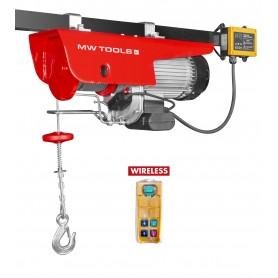 Elektrische takel MW-Tools SH125-R
