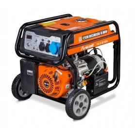 Benzine generator 5,5 kW Unicraft PG-E60SEA