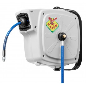 Haspels lucht/water 20 bar PU slang Raasm RAAW20UT