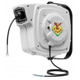 Kabelhaspel snelheid 14 m - 3G 1,5 mm² Raasm RA.2315F