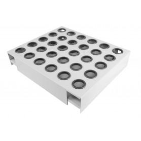 Lade insert met conehouders ISO40 MW-Tools DEHISO40