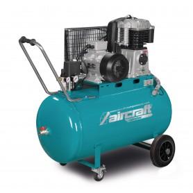 Outlet: Tweedekans nieuwstaat.: Riemaangedreven olie compressor 10 bar - 200 L