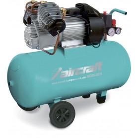 Mobiele compressor 2 cil. HOS 10 bar - 50 l Aircraft Mobilboy 361/50 E