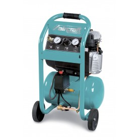 Compacte werfcompressor HOS 10 bar - 10 l Aircraft COMPACT-AIR 265/10E