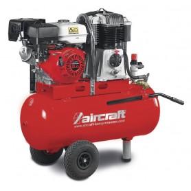 Mobiele benzine bouwcompressor 14 bar - 100 l Aircraft AIRBAU 652/100B
