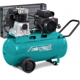 Riemaangedreven compressor 2 cil. 10 bar - 50 l Aircraft AIRSTAR 321/50E