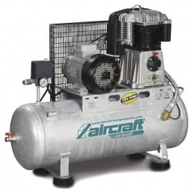 Zuigerompressor 4 kW - 10 bar - 100 l - 520l/min Aircraft AIRPROFI 703/100/10 H