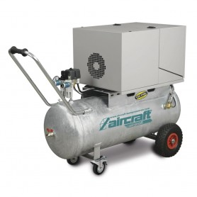 Zuigercompressor 10 bar - 100 l Aircraft AIRPROFI 321/100 SILENT