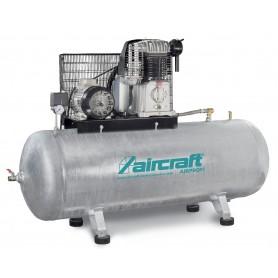 Zuigercompressor 5,5 kW - 10 bar - 500 l - 680l/min Aircraft AIRPROFI 853/500/10 H