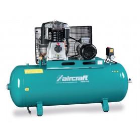 Zuigercompressor 4kW - 10 bar - 270 l - 520 l/min Aircraft AIRSTAR 703/270/10 H