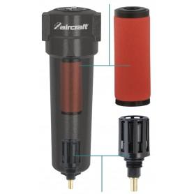 Nanofilter tot 0,01 µm / 0,01 mg/m³ Aircraft ANF