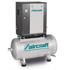 Schroefcompressor 4kW 10Bar 200 liter 485l/min Aircraft A-MICRO SE 200