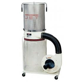 Hout stofzuiger 400V filter 2 micron Jet DC1100CKT