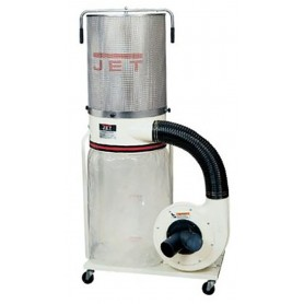 AFZUIGER HOUT 230V filter 2 micron Jet DC1100CKM