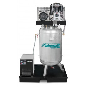 Zuigercompressor 15 bar - 270 l Aircraft AIRPR 703/270/15VK