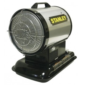 Outlet: Tweedekans nieuwstaat.: Warmeluchtblazer infrarood op diesel 163 m³