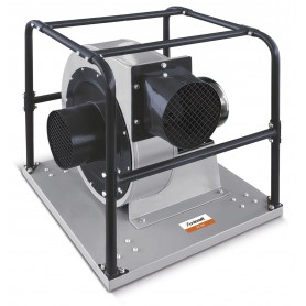 Radiaalventilator ø350mm 2800W Unicraft RV350