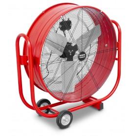 Ventilator met kantelbare hoek ø750mm 260W MW-Tools MV750LU