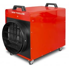Warmeluchtblazer elektrisch 30kW 3x400V MW-Tools WEL30
