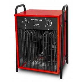 Warmeluchtblazer elektrisch 22kW 3x400V MW-Tools WEL22