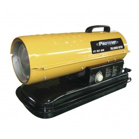 Outlet: Tweedekans nieuwstaat.: Warmeluchtblazer op diesel 385 m³