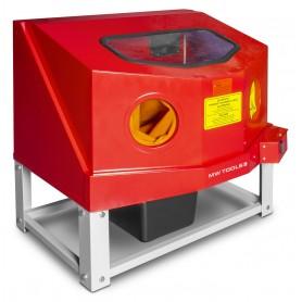 Reinigingscabine tafelmodel 14L MW-Tools CAT174