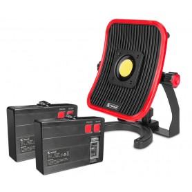 Pack 1 werklamp 30W + 2 losse accu MW-Tools WFL30LI-PACK1