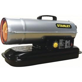 Warmeluchtblazer op diesel 158 tot 492 m³ Stanley ST70-125-215