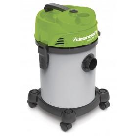 Nat- en droogzuiger met blaasfunctie Cleancraft WETCAT118