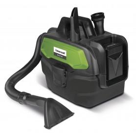 Draagbare nat- en droogzuiger accu Cleancraft FLEXCAT18B