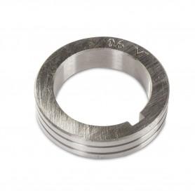 Doorvoerrol 0.6-0.8 mm MIG200I. MW-Tools MIG200IROLL