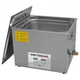 Ultrasoonreiniger 15L MW-Tools UCC015PACK
