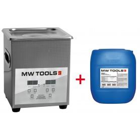 Pack ultrasoonreiniger UCC002+ECOPLUS5 MW-Tools UCC002PACK