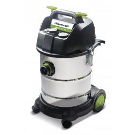 Nat- en droogzuiger 30 liter Cleancraft WETCAT131IRH